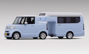 2012 Honda N-Truck Camper image : caranddriver.com