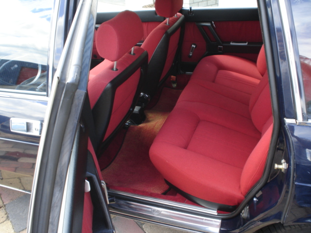 It looks spacious, but rivals were roomier. Image:lookautophoto