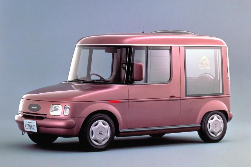 1989 Nissan Chapeau image : conceptnissan.com
