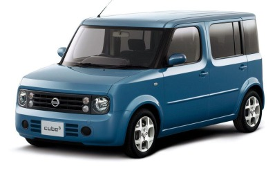 2003 Nissan Cube Cubic image : bestcarinf.com