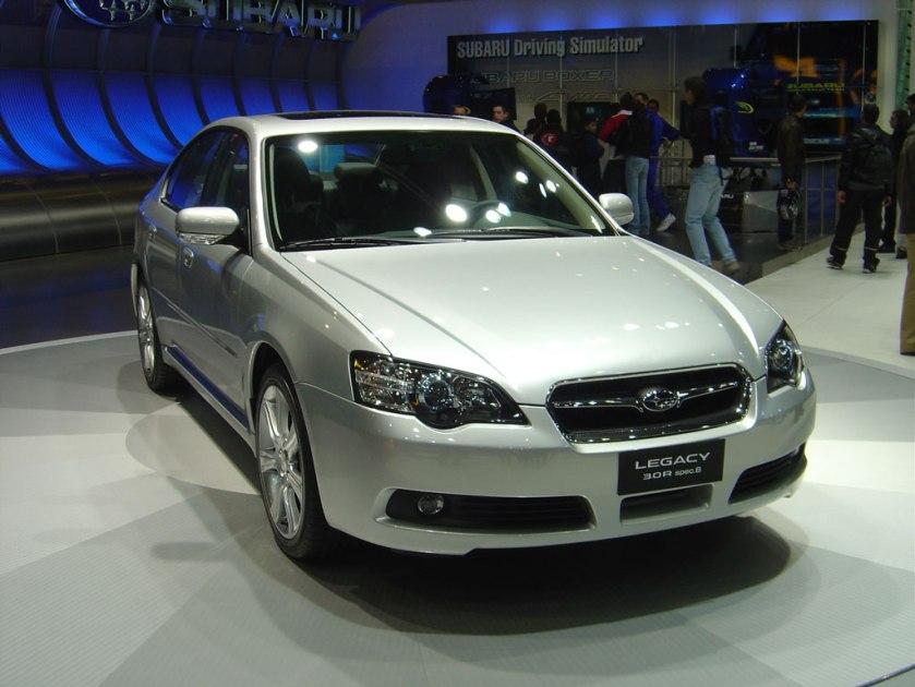 Subaru Legacy Spec.B - Image:betterparts