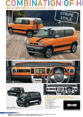 Suzuki Hustler image : japanclassic.ru
