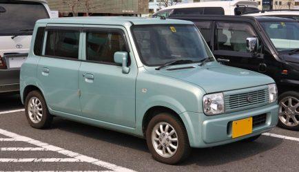 2002 Suzuki Lapin. (c) bestcarmag.com
