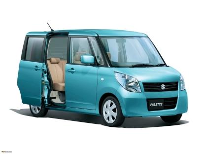 2008 Suzuki Palette image : favcars.com