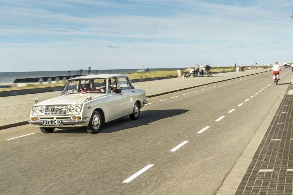 1966 Toyota Corona - image : toyota.co.uk