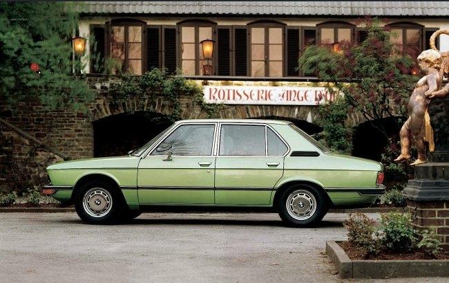 1972 BMW 520: source