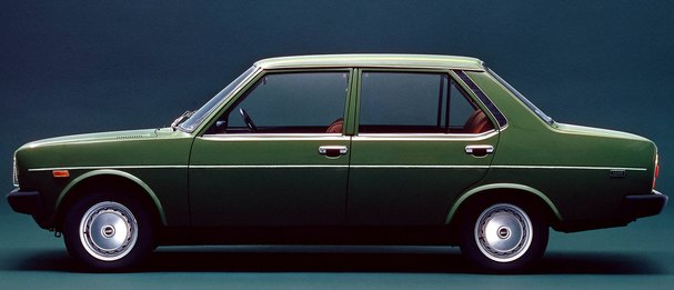 1974 Fiat 131 Mirafiori: source