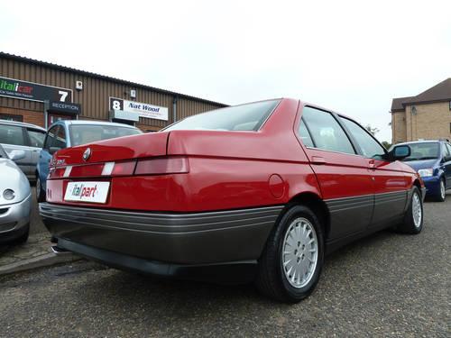 1991 Alfa Romeo 164 Lusso: source