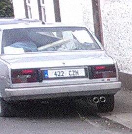 2016 Mystery car