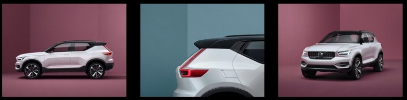 2016 Volvo V40 concept car: source