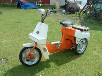 BSA Ariel 3 - image : archive.classic.motorbikes.net