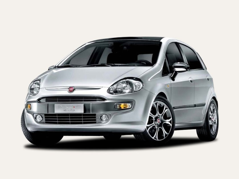 Fiat Punto - image : autoplan.co.uk