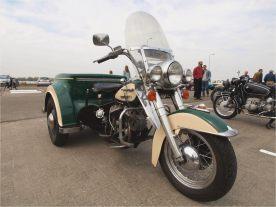 Harley-Davidson Servi-Car - image : wikipedia