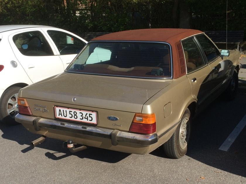 Ford Taunus 2.3 Ghia