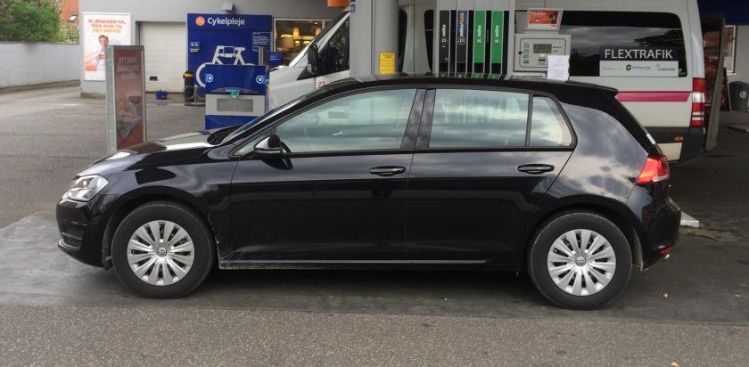 2016 VW Golf 1.4 TSI