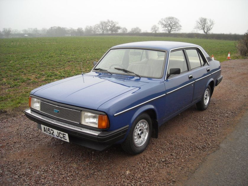 Morris Ital - image : aronline.co.uk