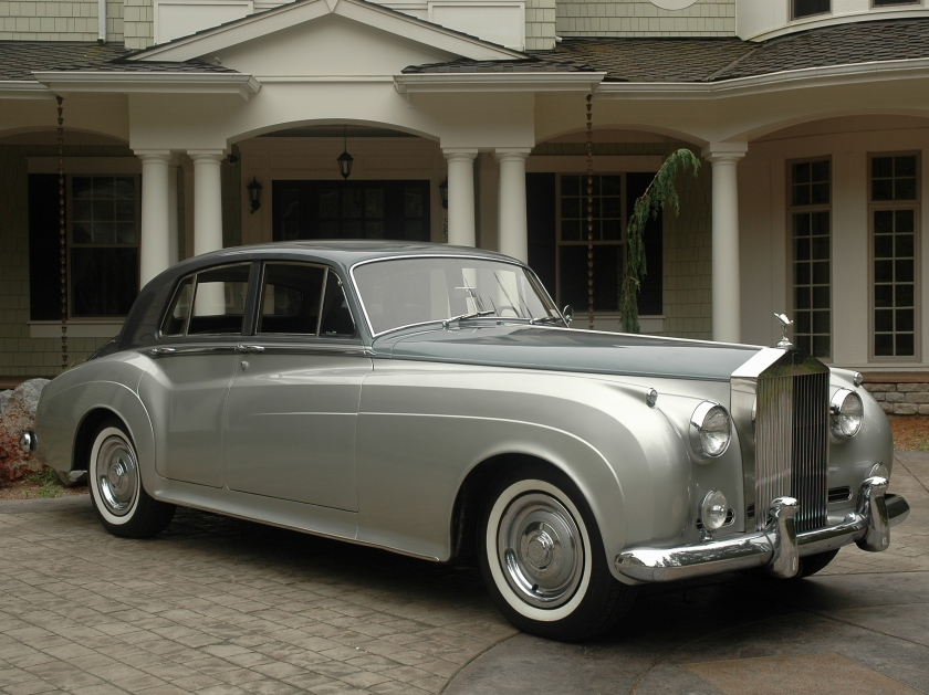 Best Of The Best? Rolls Royce Silver Cloud II - image : boldride-com