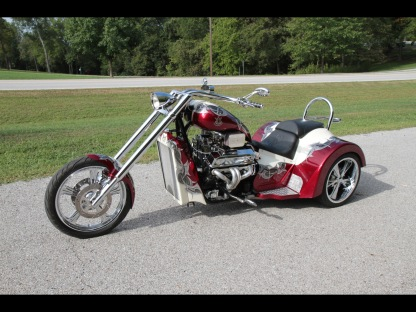 V8 Chopper Trike - image : seriouswheels.com