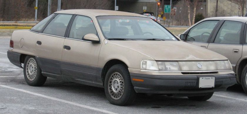1987 Mercury Sable