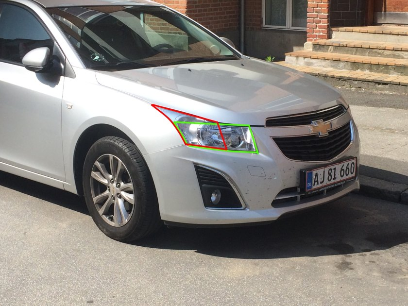2008 Chevrolet cruze three q1 marked up
