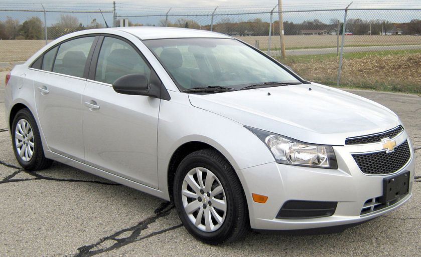 2008 Chevrolet Cruze: source
