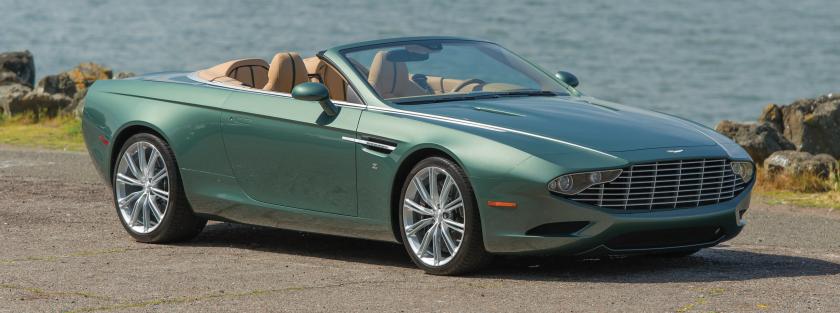 2013 Aston Martin DB9 Centenniel Zagato: source