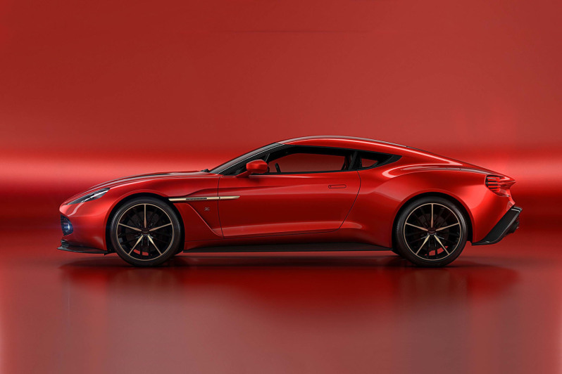 2016 Aston Martin Vanquigh Zagato: source