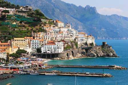 Amalfi. I didn´t see this: source