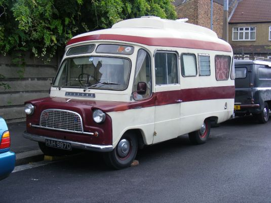 Bedford CA Conversion - image : c90club-co-uk