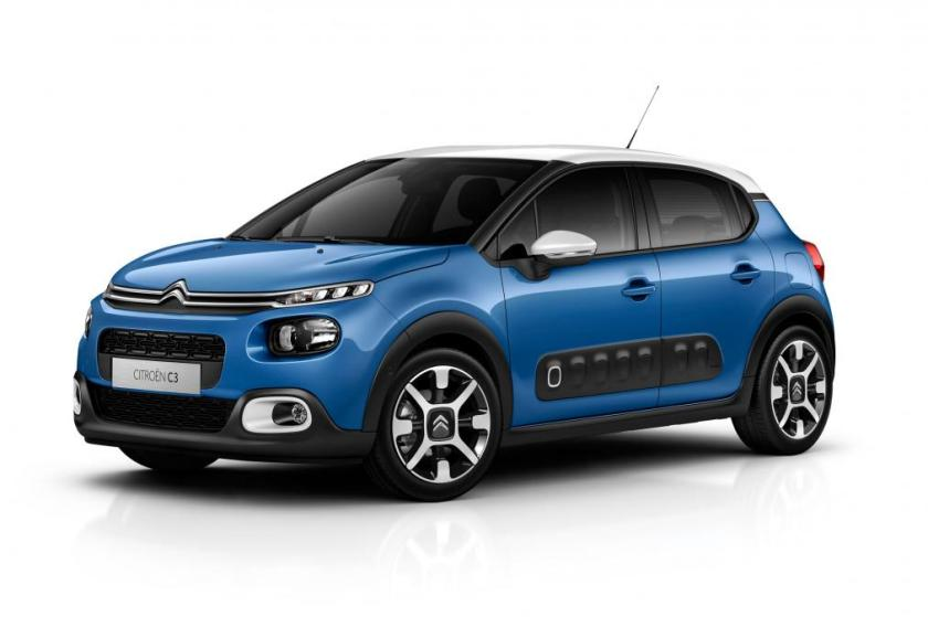Citroen's new C3. Image: Autoexpress