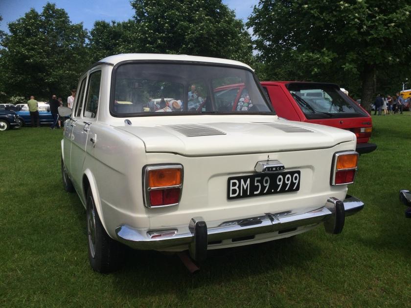 1970 Simcy 1100