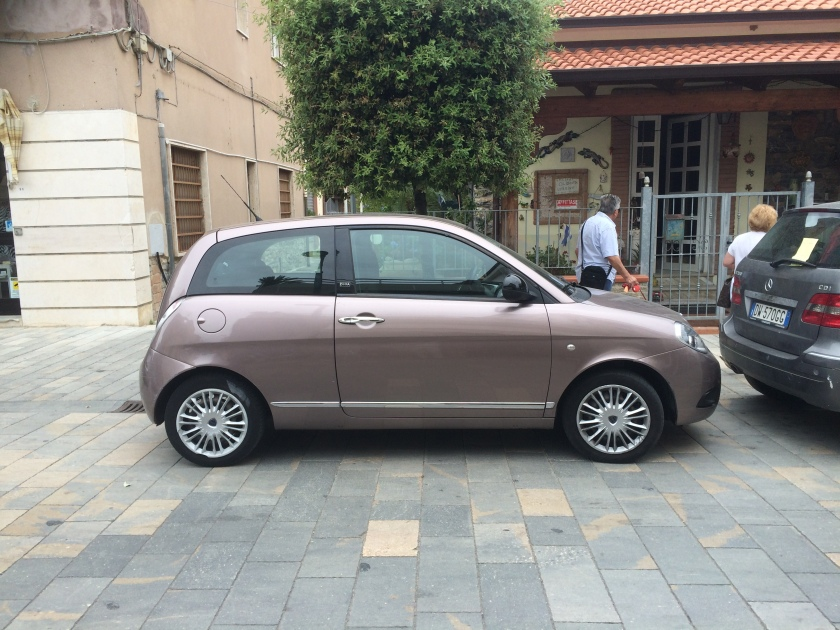 2003-2011 Lancia Ypsilon