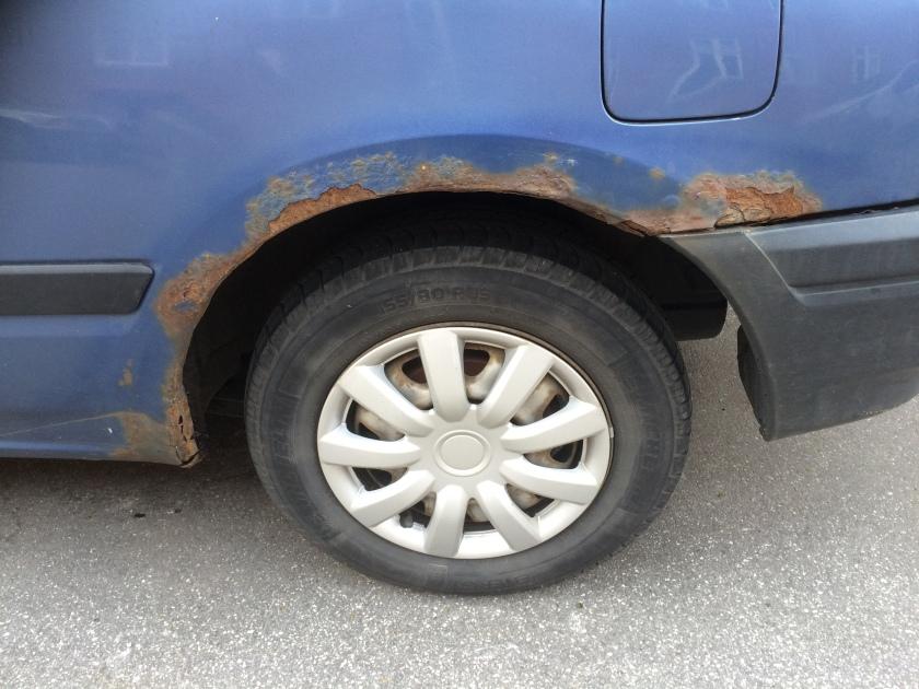 Rust.