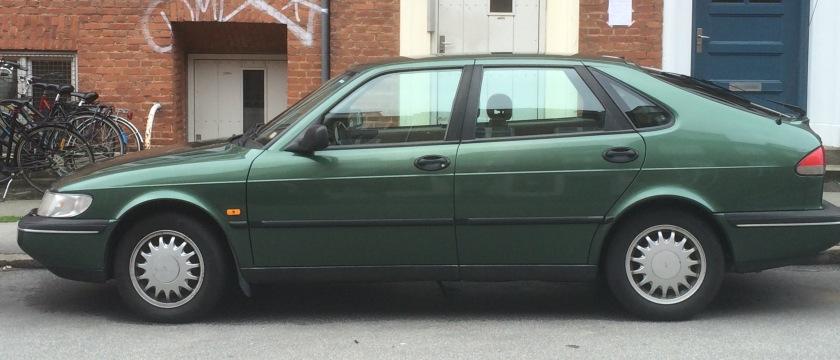 1994-1998 Saab 900S