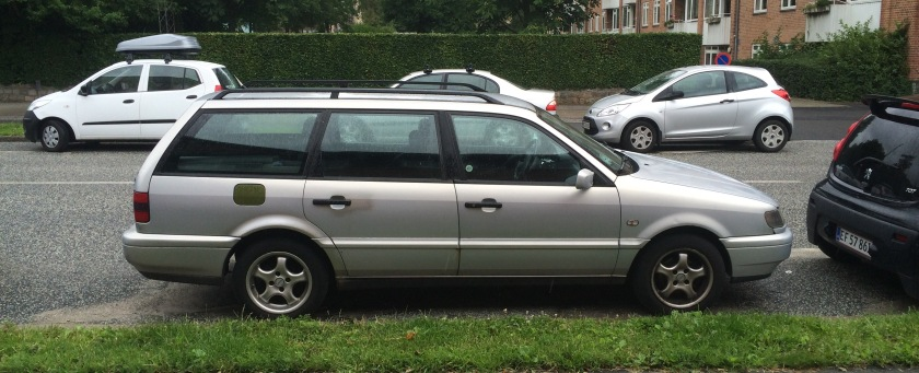 1993-199xx VW Passat rotting slowly