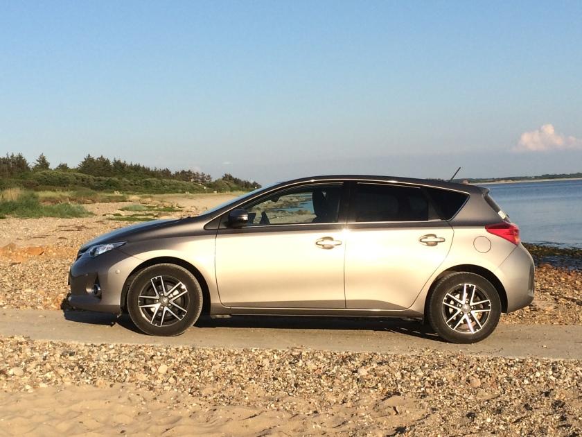 2016 Toyota Auris 1.6