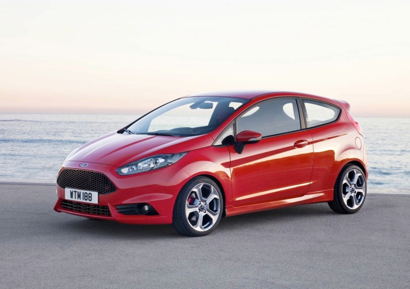 Fiesta St At Its Natural Spawning Grounds Image Ford