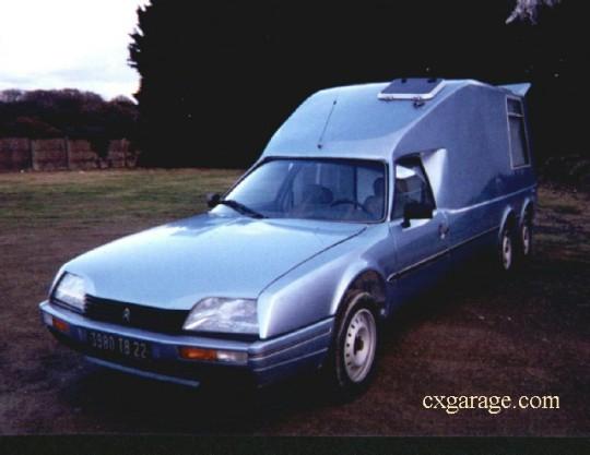 Citroen CX Tissier conversion