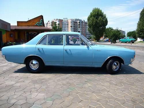 1968 Opel Rekord C: source