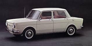 1963-1978 Simca 1000, USA version: source