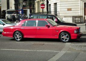 Swiss Registered Bentley Mulliner Turbo RT image ; bentleyspotting.com