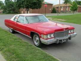1984 Cadillac Coupe De Ville image : ThatHartfordGuy at Wikipedia