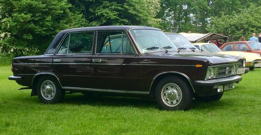 1967-1972 Fiat 125