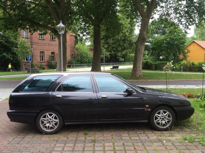 1994-2000 Lancia 1994 Kappa SW, Guben, Germany.