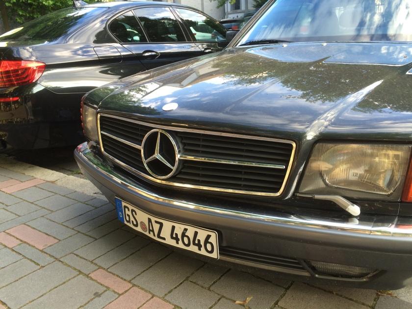 1981-1991 Mercedes SEC