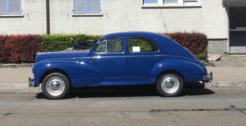 1956 Peugeot 203C