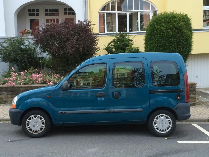 Renault Kangoo Mk1