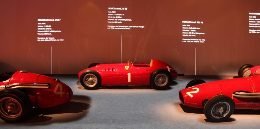 Not all red racers were always Ferraris