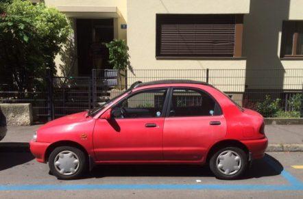 Mazda 121 - The Herriott Archive