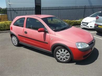 Red Corsa - image: detailingworld.com